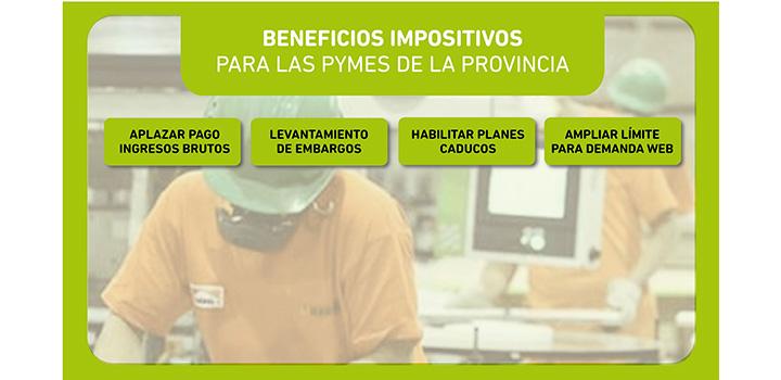Imagen de la nota Beneficios impositivos para Pymes