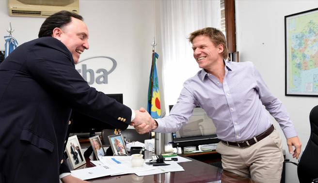 ARBA trabaja en conjunto con 114 municipios