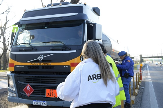 Imagen de la nota COT: Buenos Aires Y Mendoza controlan mercadería