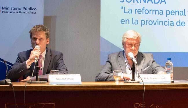 Imagen de la nota Capacitaciones sobre la Reforma Penal Tributaria