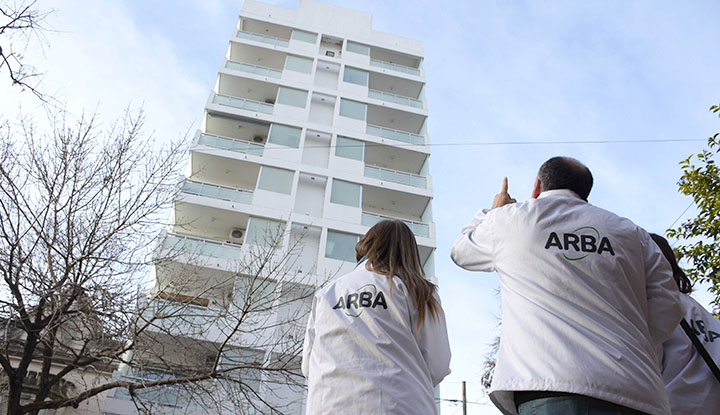 Imagen de la nota Evasión en el Impuesto Inmobiliario Urbano