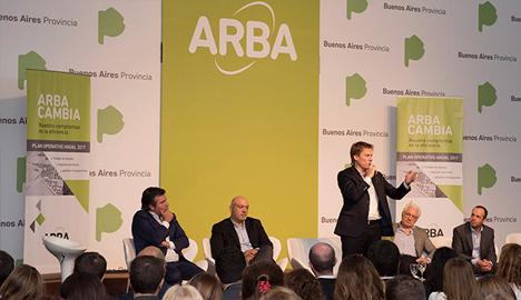 Imagen de la nota ARBA premia la productividad