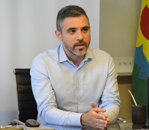 Director ejecutivo - Cristian Girard