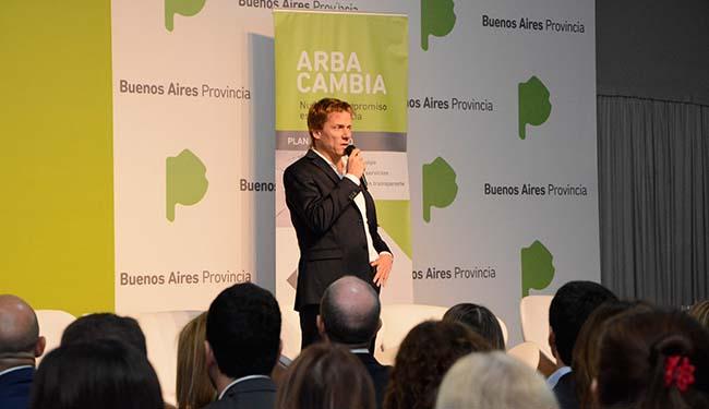 Imagen de la nota ARBA lanza un plan estratégico