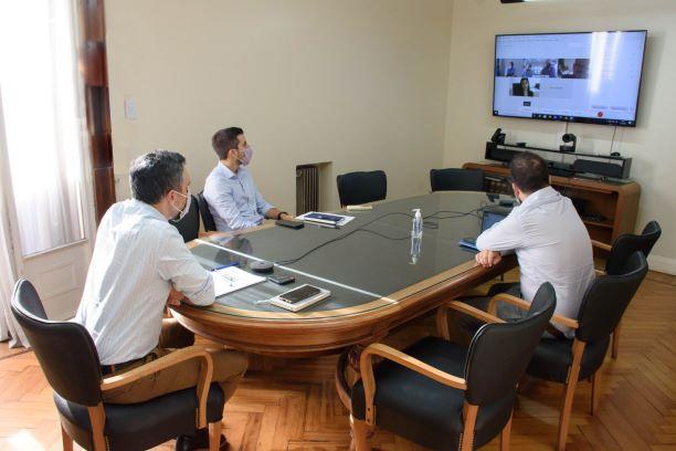 Imagen de la nota ARBA junto al OPDS firman convenio de cooperación